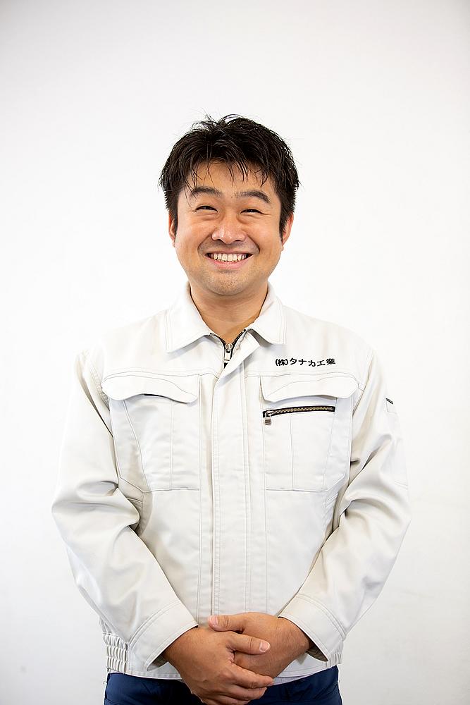田中久晴社長